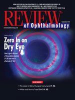Review of Ophthalmology – Monthly Publication for
